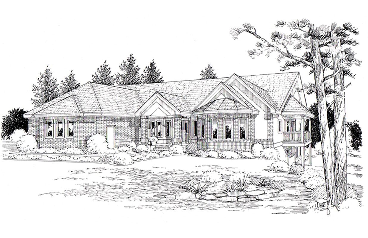 Hoffman Homes Plans